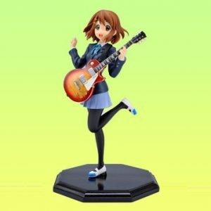 K-ON! Yui Hirasawa Figure Guitar Ver. SEGA UK k-on yui figure with guitar UK k-on yui hirasawa premium sega figure UK k-on anime figures UK animetal