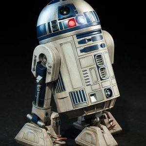 Star Wars R2-D2 Action Figure 1/6 Scale Sideshow Collectibles UK Star Wars r2 d2 scale model UK Animetal Star Wars r2 d2 collectibles UK Star Wars merchandise UK