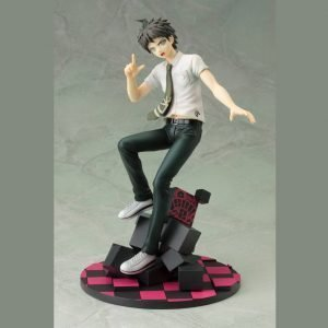 Super Danganronpa 2 ARTFX J Statue Hajime Hinata 1/8 Scale Kotobukiya UK danganronpa hinata hajime scale figures UK danganronpa figures UK