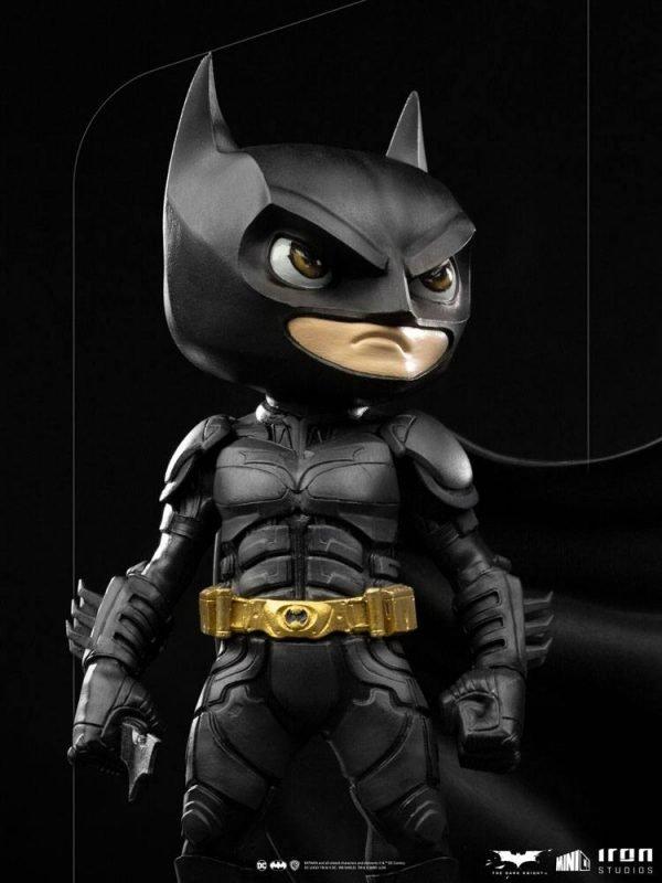 The Dark Knight Mini Co. PVC Figure Batman Iron Studios UK DC Comics Batman figure UK Dark knights figures UK batman Figures UK Batman joker figures UK Animetal