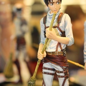 Attack on Titan Eren Figure Cleaner Version Banpresto UK anime figures UK animetal