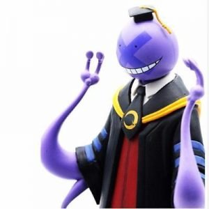 Assassination Classroom Koro Sensei Purple Figure