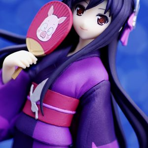 Accel World Figure Kuroyukihime FuRyu UK Accel World Figures UK Kuroyukihime figures UK Accel world anime figures UK animetal