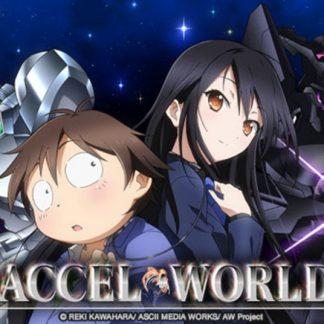 Accel World Figures