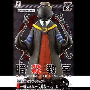 Assassination Classroom Koro Sensei Figure Black Banpresto UK anime figures UK animetal