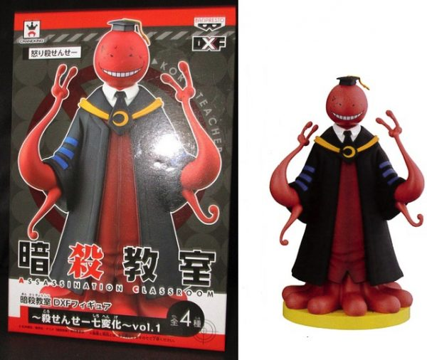 KoroSensei Figure Banpresto Red
