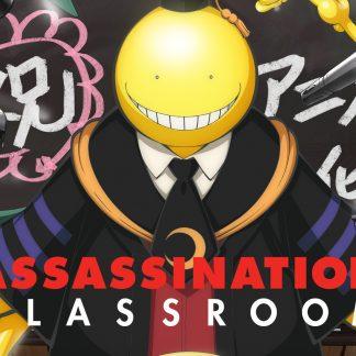 Assassination Classroom Figures
