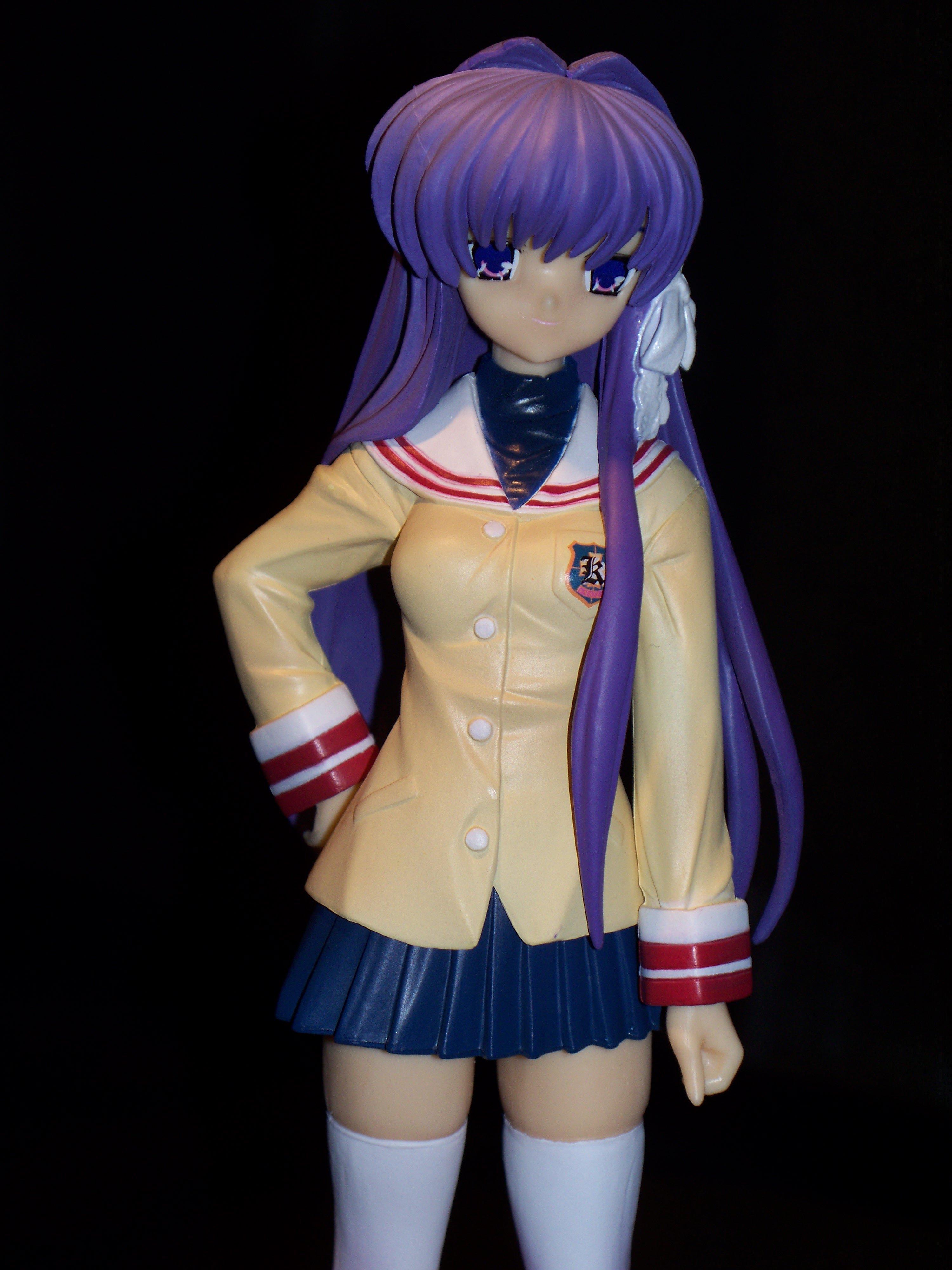 Clannad Kyou Fujibayashi Figure Animetal Anime Figures And Statues