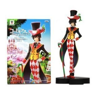 Code Geass Lelouch Figure Wonderland Version Banpresto UK Code Geass Lelouch Figures UK Code Geass Lelouch Wonderland Banpresto Figure UK animetal
