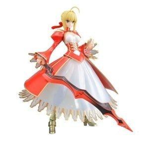 Fate Extella Nero Claudius Figure UK SEGA Fate extella figures UK fate extella nero claudius figures UK fate extella anime figures UK animetal