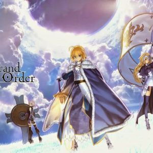 Fate Grand Order Figures