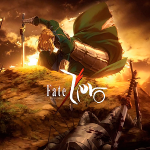 Fate Zero Figures