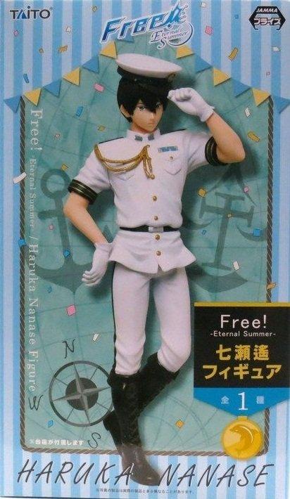 FREE Eternal Summer Haruka Nanase Figure Taito UK animetal anime figures UK