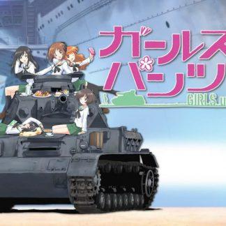Girls Und Panzer Figures