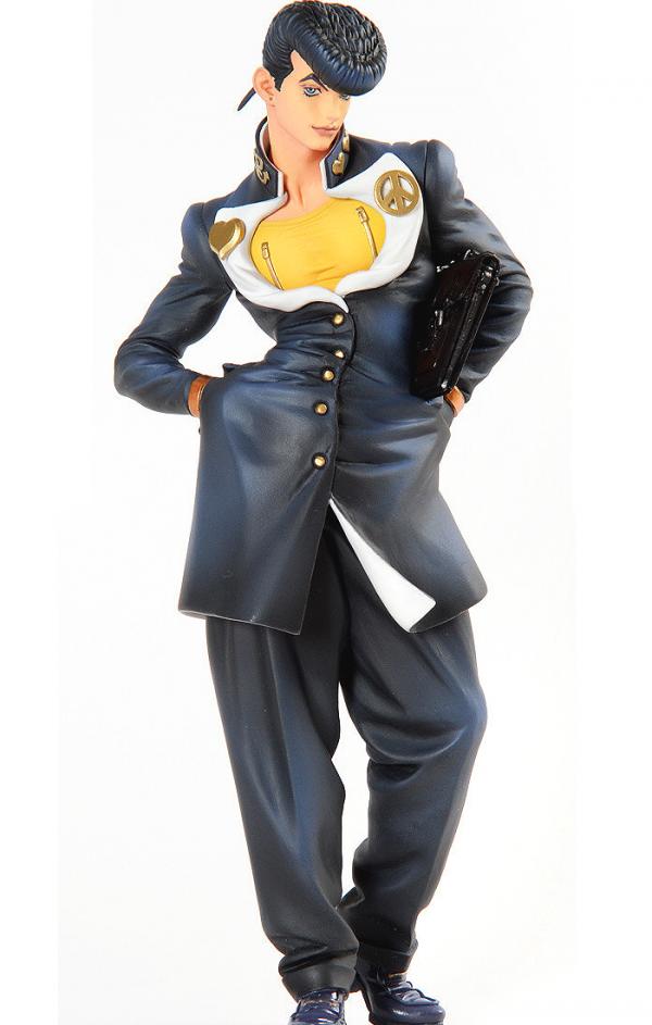 JoJo's Bizarre Adventure Josuke Figure UK Banpresto Jojo josuke figures UK jojo josuke statues UK Jojos bizarre adventure anime figures UK animetal