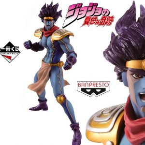 JoJo's Bizarre Adventure Star Platinum Figure Banpresto Stardust Crusaders Ichiban Kuji Prize A animetal anime figures UK