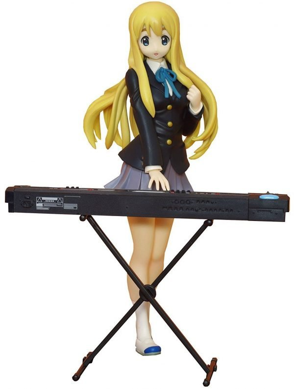 K-ON! Tsumugi Kotobuki SQ Figure banpresto uk anime figures uk animetal
