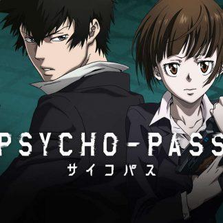 Psycho-Pass Figures