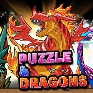 Puzzle & Dragons Figures