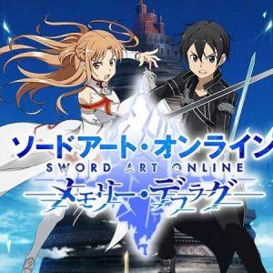 Sword Art Online Figures