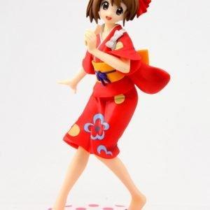 K-ON! Yui Hirasawa Figure Engeki Taikai! Ver. Banpresto UK K-on! Yui Hirasawa kimono figure UK K-on! Yui Hirasawa anime figures UK animetal