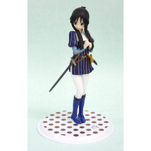 K-ON! Mio Akiyama Figure Romeo and Juliet Ver. Banpresto UK K-on Mio Figures UK K-on mio akiyama figures UK K-on anime figures UK animetal