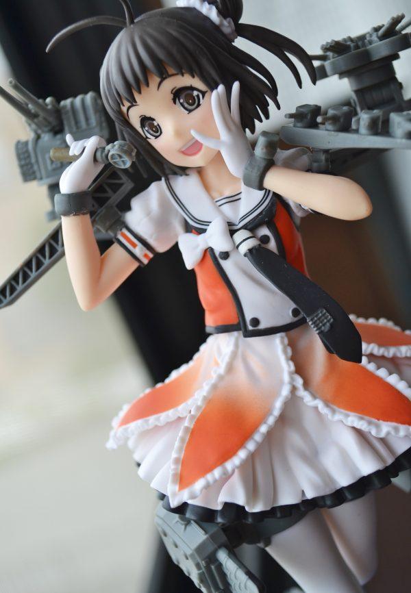 Kantai Collection Kan Colle Naka Figure animetal anime figures UK