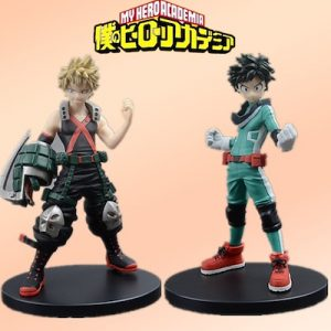 My Hero Academia Figure Banpresto UK Set Izuki Midoriya Figure Katsuki Bakugo Figure Banpresto DXF Figure Animetal Anime Figures UK Free UK Delivery