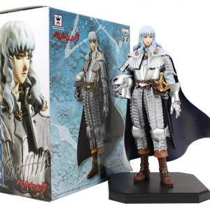 Berserk Griffith Banpresto Figure UK Animetal Official Licensed Merchandise from Japan UK Stock