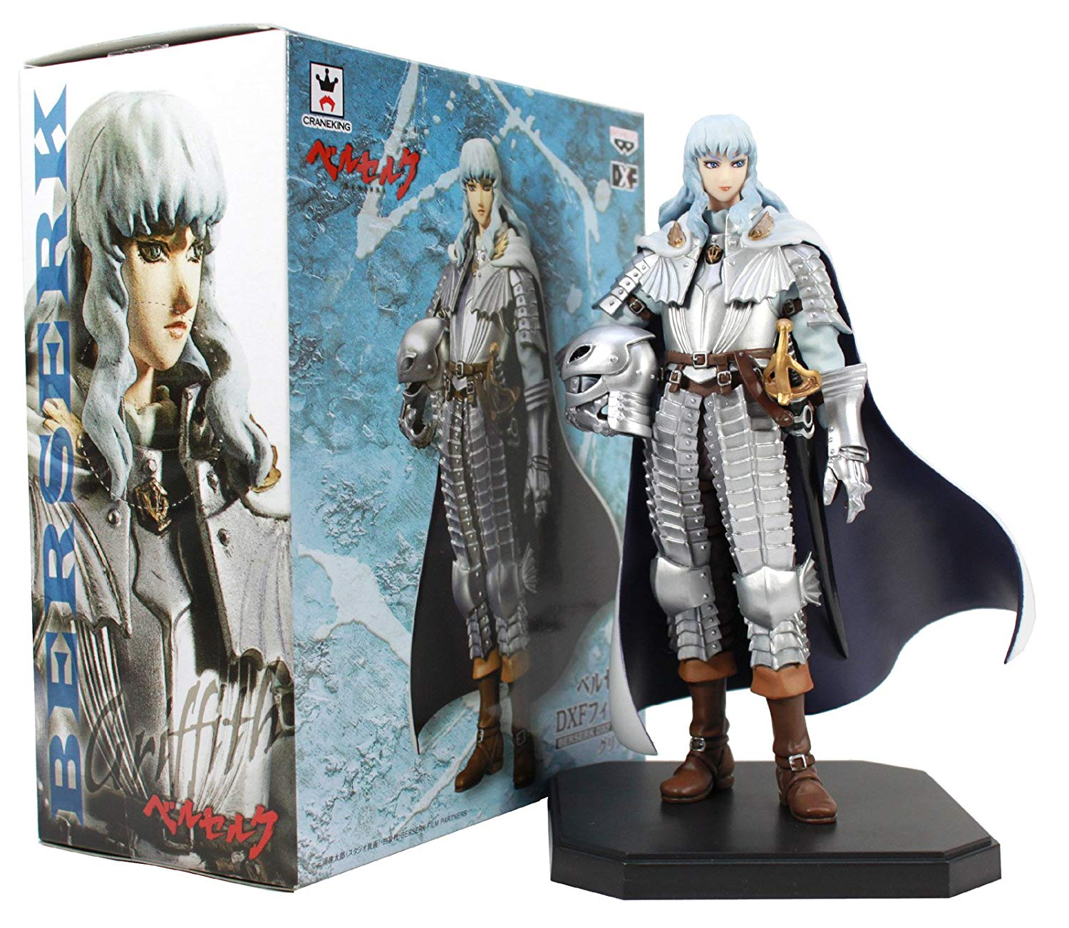 Berserk Griffith Banpresto Figure DXF