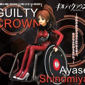 Guilty Crown Ayase Shinomiya Figure UK Taito anime figures uk animetal guilty crown figures