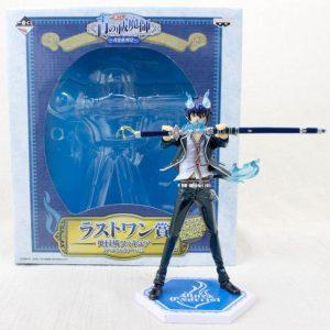 Blue Exorcist Rin Okumura Ichiban Kuji Figure Special Color Ver. Banpresto UK blue exorcist rin okumura ichiban kuji figure UK Animetal