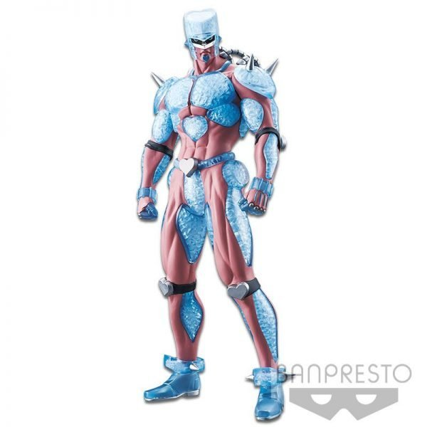 Jojos bizarre adventure crazy diamond figure Banpresto jojo anime figures UK crazy diamond banpresto