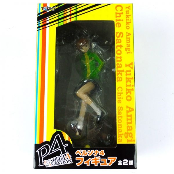 Persona 4 Chie Satonaka Figure Taito UK animetal anime figures UK