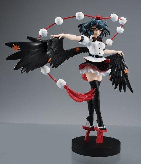 Touhou Project Syameimaru Aya Figure UK Furyu Touhou Project Figures UK Animetal Anime Figures UK Aya Syameimaru Figures UK FREE UK Delivery Toho