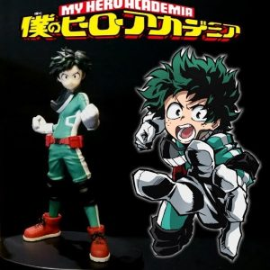 My Hero Academia Midoriya Figure Banpresto UK Izuki Midoriya Figure Katsuki Bakugo Figure Banpresto DXF Figure Animetal Anime Figures UK Free UK Delivery