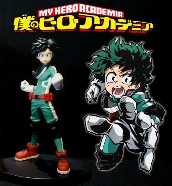 My Hero Academia Midoriya Figure Banpresto UK Izuki Midoriya Figure Katsuki Bakugo Figure Banpresto DXF Figure Animetal Anime Figures UK Free UK Delivery