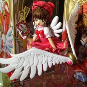 Cardcaptor Sakura Kinamoto Figure FyRyu UK animetal anime figures UK