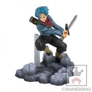 Dragon Ball Super Future Trunks Figure UK Banpresto Soul x Soul animetal anime figures UK