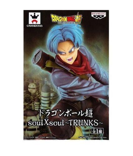 Dragon Ball Super Future Trunks Figure UK Banpresto Soul x Soul animetal anime figures UK