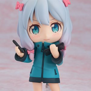 Eromanga Sensei Sagiri Izumi Nendoroid 774 Figure The Good Smile Company animetal anime figures UK