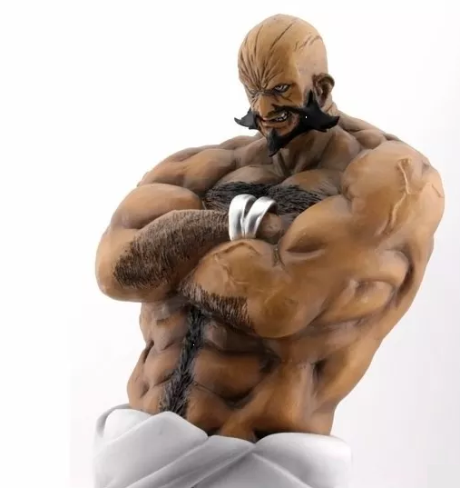 Gurren Lagann Lord Genome Figure Banpresto UK Ichiban Kuji Prize C animetal anime figures UK