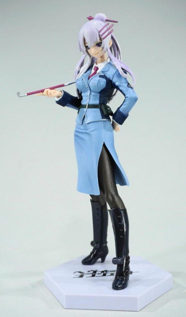 Heavy Object Frolaytia Capistrano Figure SEGA animetal anime figures UK