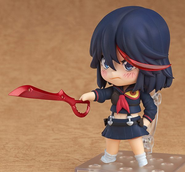 Kill La Kill Ryuko Matoi Nendoroid 407 Figure UK Good Smile Company Anime Figures UK Animetal