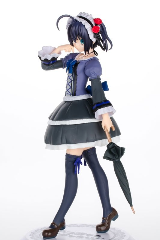Chunibyo Rikka Takanashi Gothic Dress Version Figure SEGA animetal anime figures UK