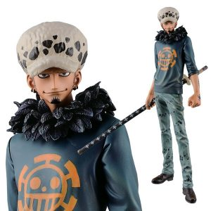 One Piece Trafalgar Law Figure Banpresto UK animetal anime figures UK