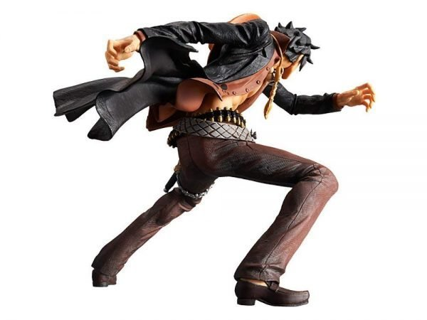 One Piece Portgas D Ace Figure Banpresto UK Special Color Version animetal anime figures UK