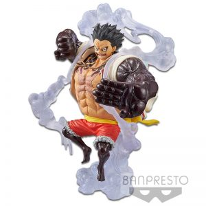 One Piece Monkey D Luffy Figure The Bound Man UK Banpresto One Piece Figures UK Animetal Anime Figures UK Luffy Figures UK FREE UK Delivery Monkey D Luffy