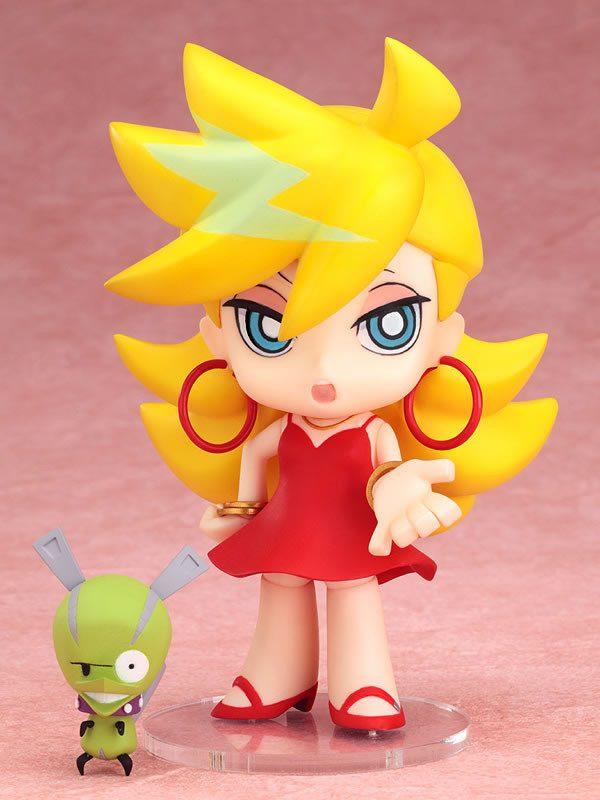 Panty Stocking Garterbelt Nendoroid Panty 160 Good Smile Figure UK animetal anime figures anime nendoroids UK