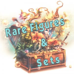Rare Figures & sets